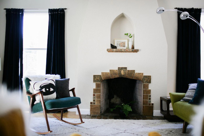Abi and Ryan's Kid (and Grown-Up) Friendly Living Room From Design* Sponge