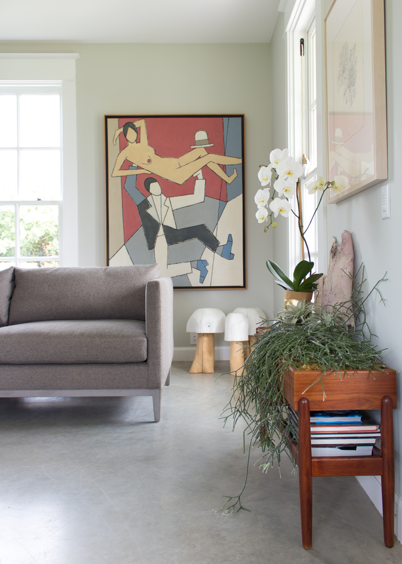 Home tour with interior stylist Martie Kilmer on Design*Sponge