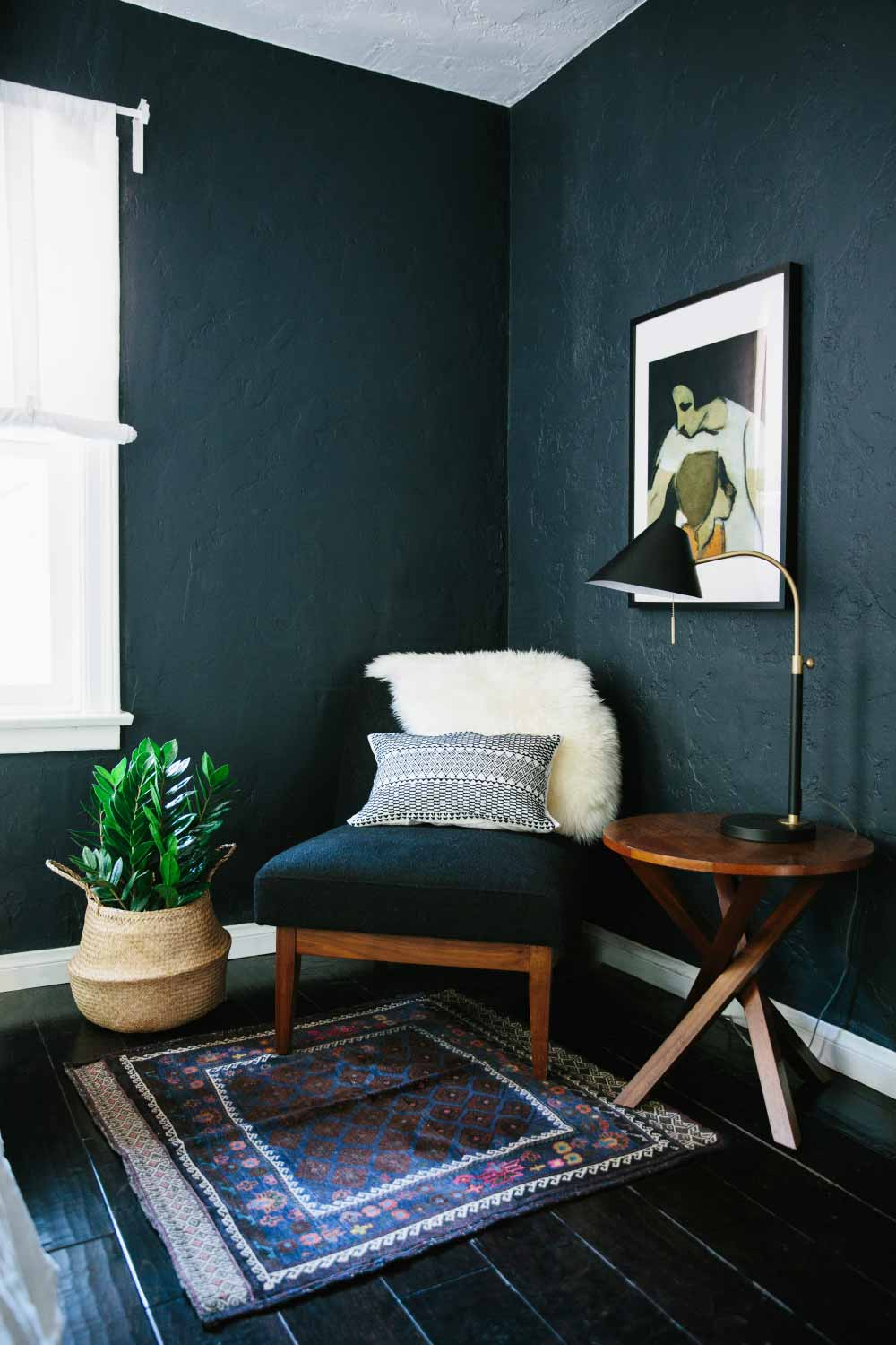 Amazing 10 Deep Teal Rooms To Die For, On Design*Sponge