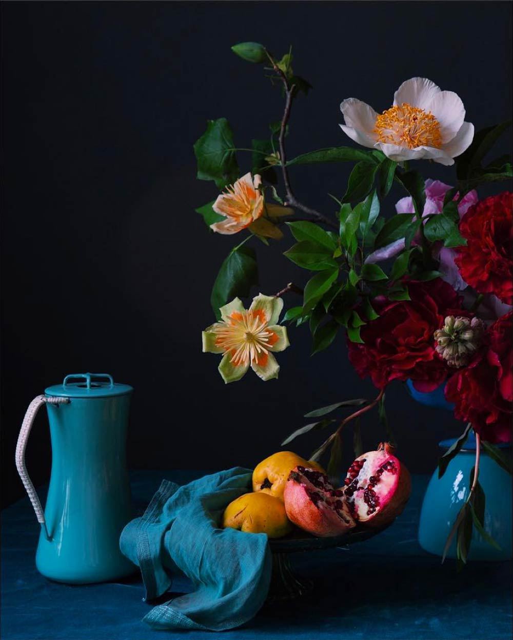 15 Fancy Florists to Follow on Instagram, on Design*Sponge