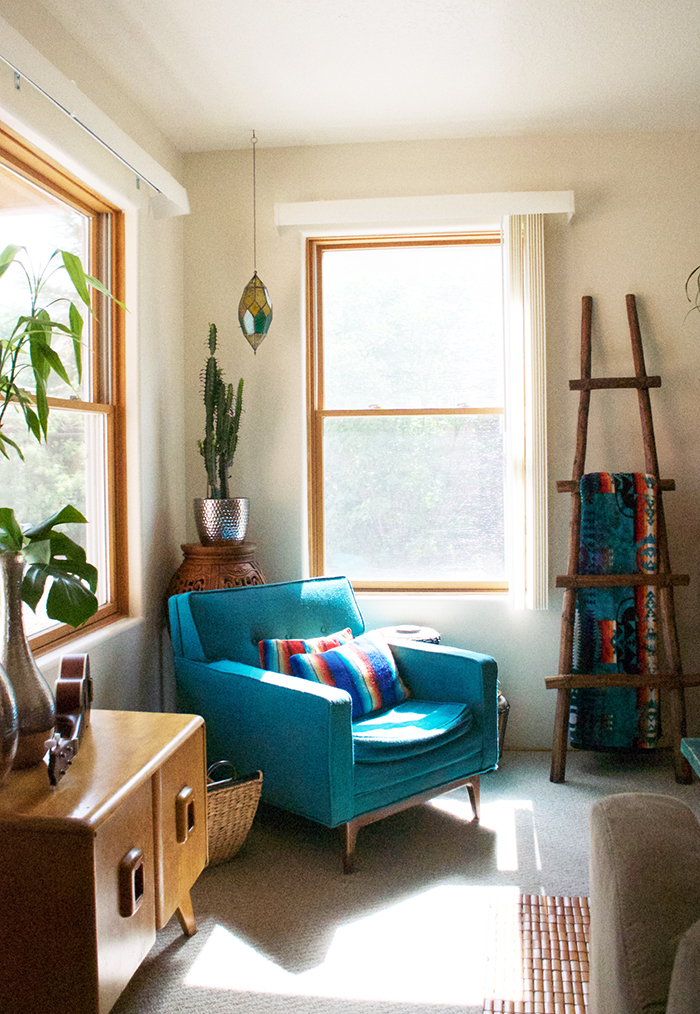 fostering therapy through art in a colorful santa fe nm rental