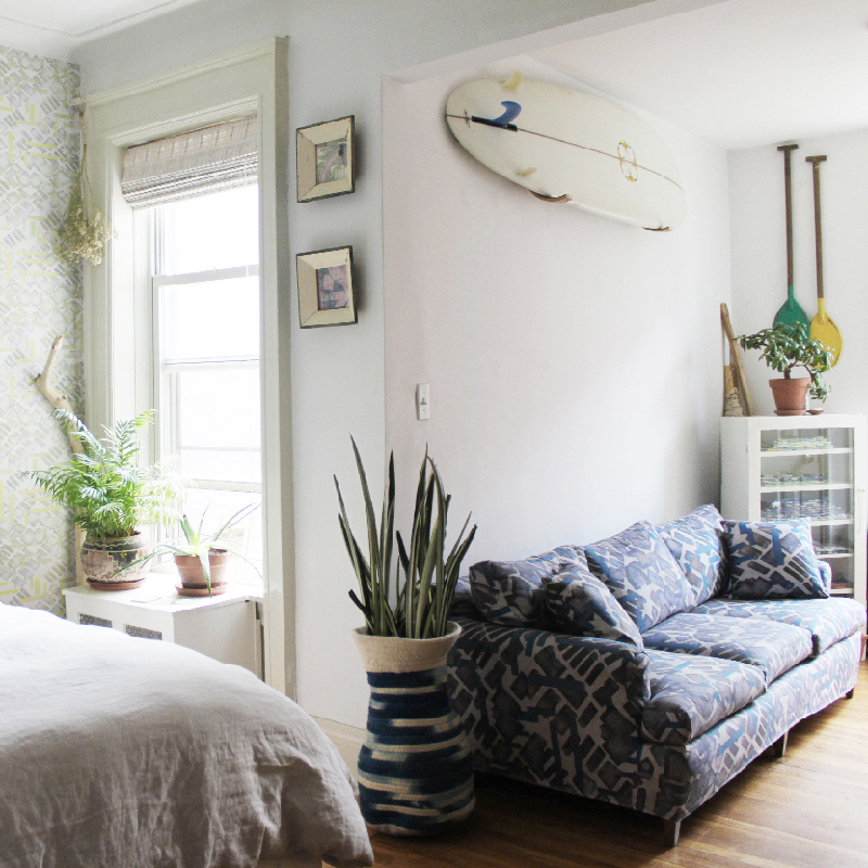 Home tour with Madison Sterling on Design*Sponge
