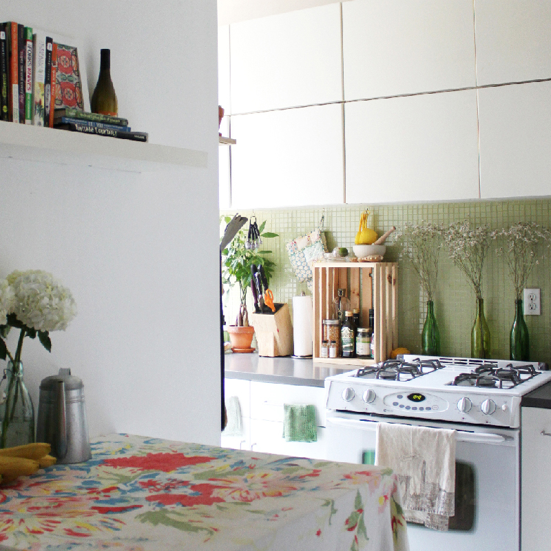 Home tour with Madison Sterling and Tess Doud on Design*Sponge