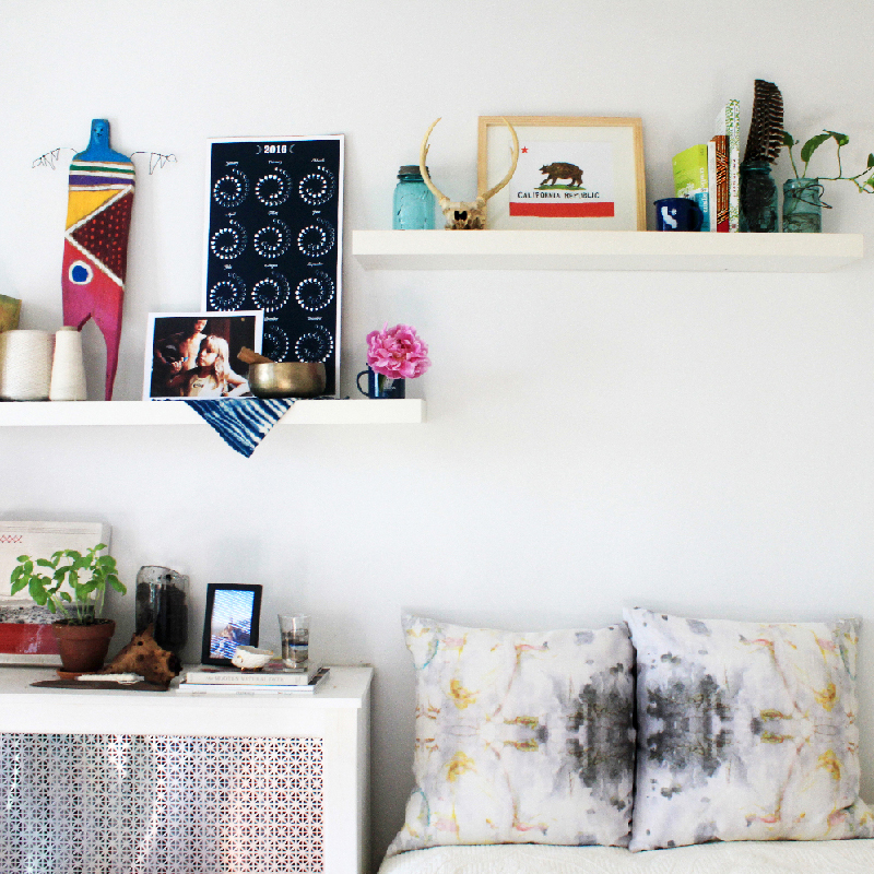 Home tour with Teslin Doud on Design*Sponge