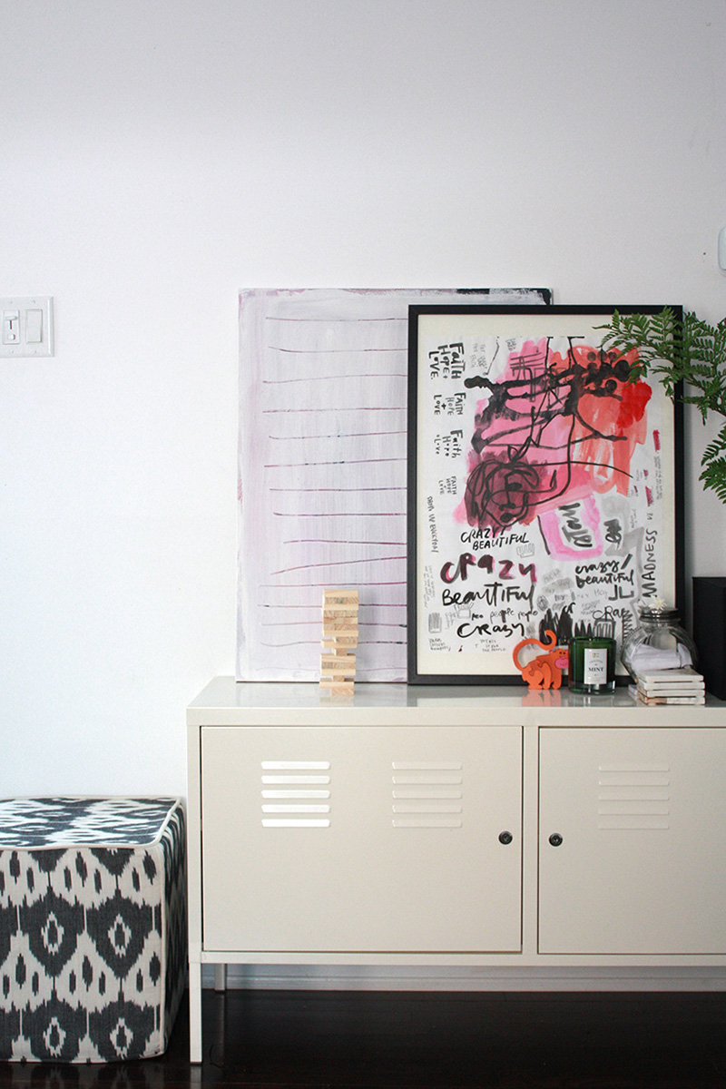 Tahsin Dhirani's Home Tour on Design*Sponge