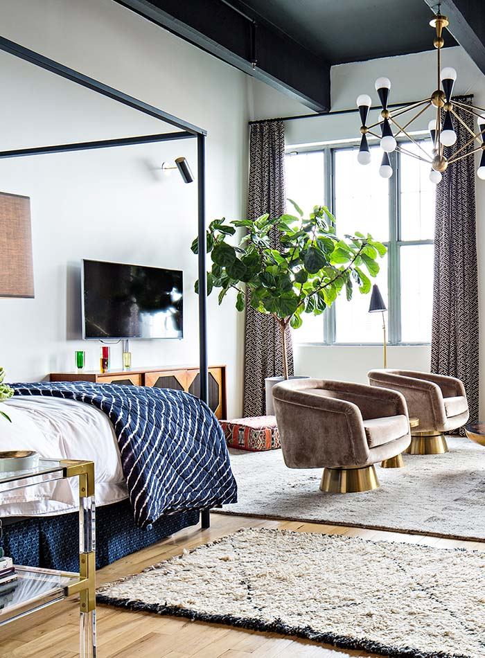 In Brooklyn, the Home of Jonathan Adler's Director of Interiors, Design*Sponge
