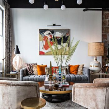 In Brooklyn, the Home of Jonathan Adler's Director of Interiors