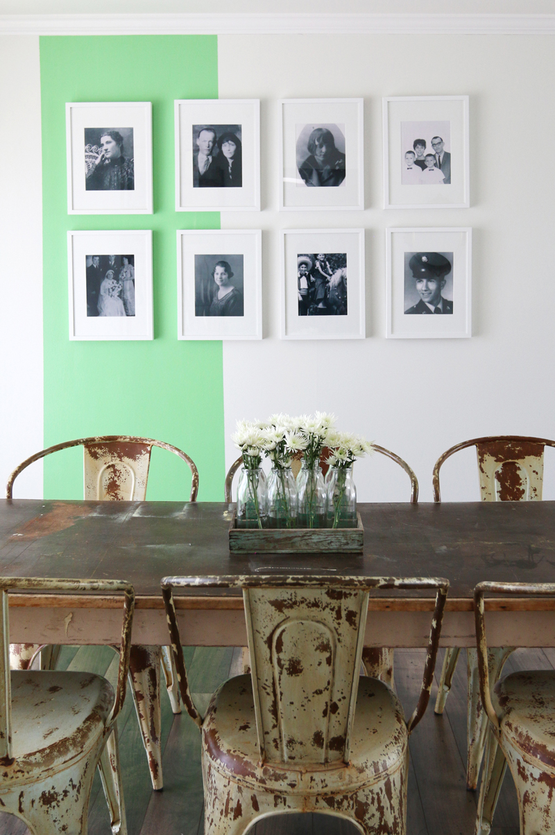 An Eclectic Home Filled with Vintage Treasures