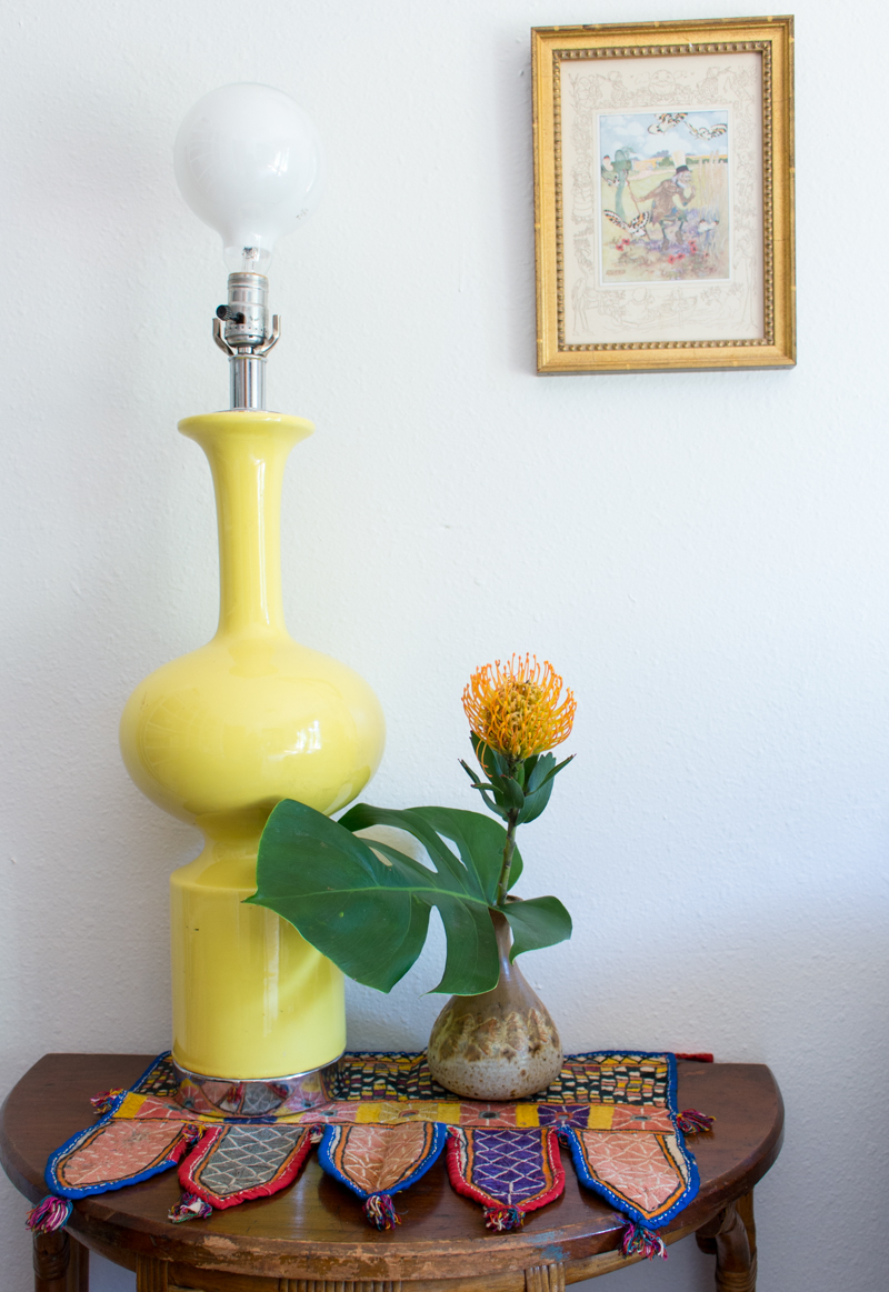 Anna Margaret's A-frame home tour on Design*Sponge