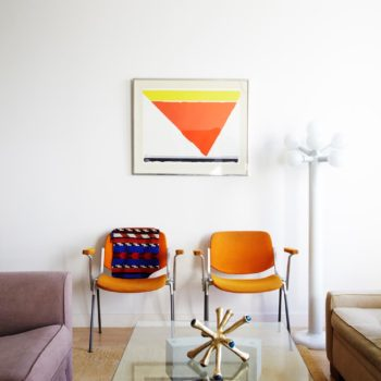 Living and Working Downtown With Postmodern Treasures