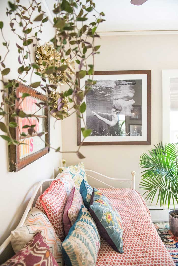Mermaid Vibes In This Chicago Home Tour On Design Sponge