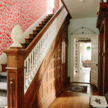 A Pittsburgh Home for Collecting & Entertaining on Design*Sponge