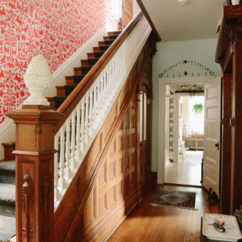 In Pittsburgh, A Victorian Home for Collecting and Entertaining
