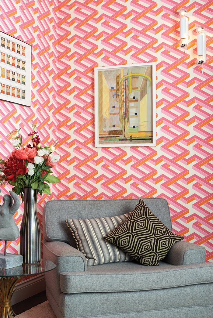 15 Unexpected Wallpapers for Fall – Design*Sponge