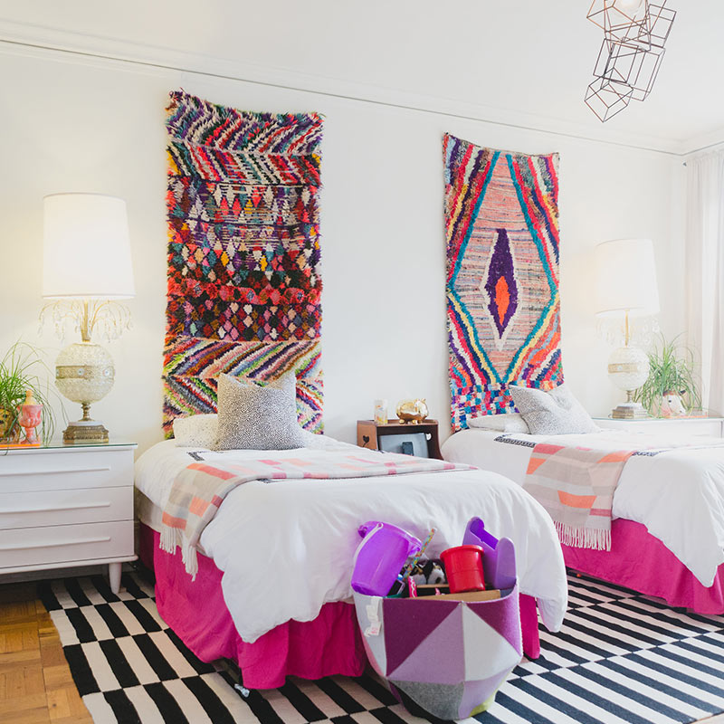 Best Mix of Patterns In One Space