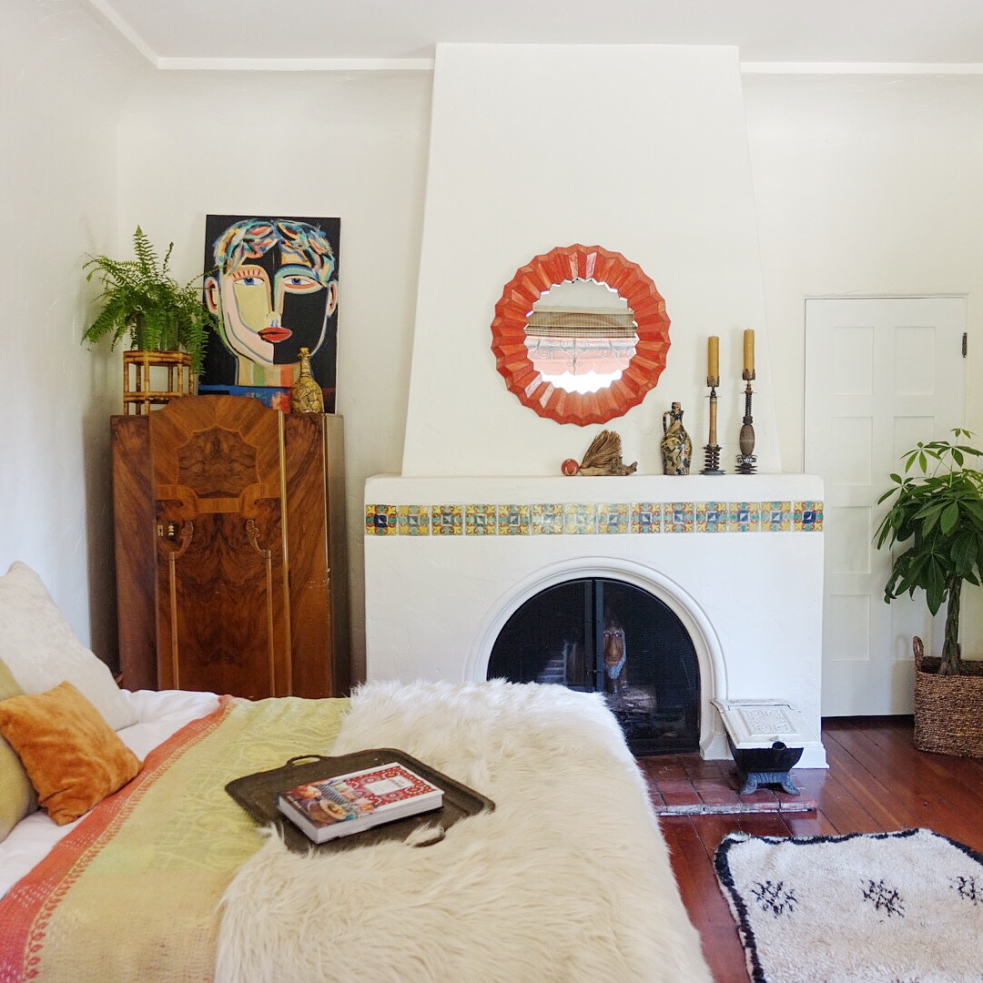 Bohemian Inspiration In A Family\'s Art-Filled California Home ...