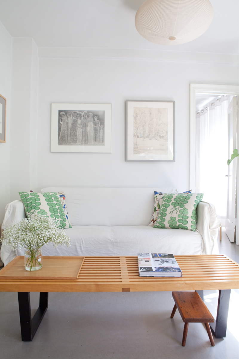 Anne Sheldon-Duplaix's Home Tour for Design*Sponge