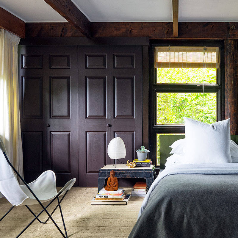 Nestled in a Nature Preserve, a New Jersey Couple's Customized Retreat, Design*Sponge