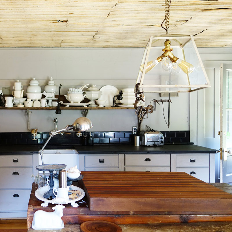 Built in the 1830s, a Designer's Cozy & Curated Cottage, Design*Sponge