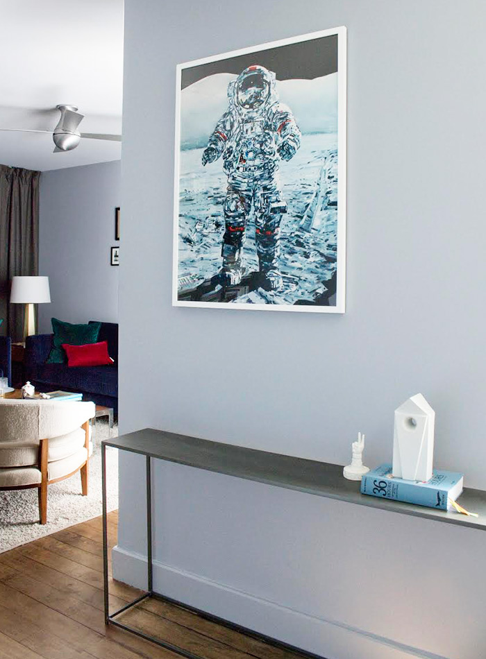 A Split-Level Gem Where Two styles Have Become One, Design*Sponge