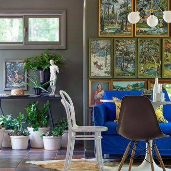 Nestled in a Nature Preserve, a New Jersey Couple's Customized Retreat