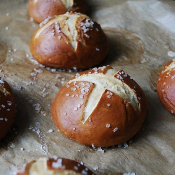 In the Kitchen With: Meike Peters' Pretzel Buns and Obatzda