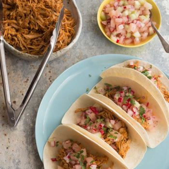 In the Kitchen With: Dana Sicko's Carnitas and Pineapple Salsa