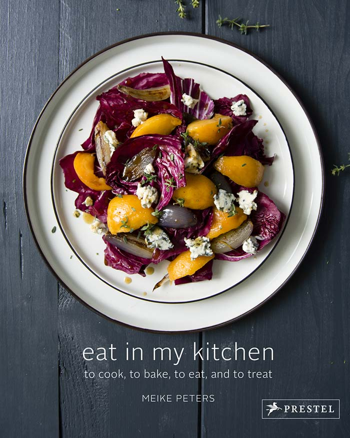 Eat in My Kitchen by Meike Peters book cover