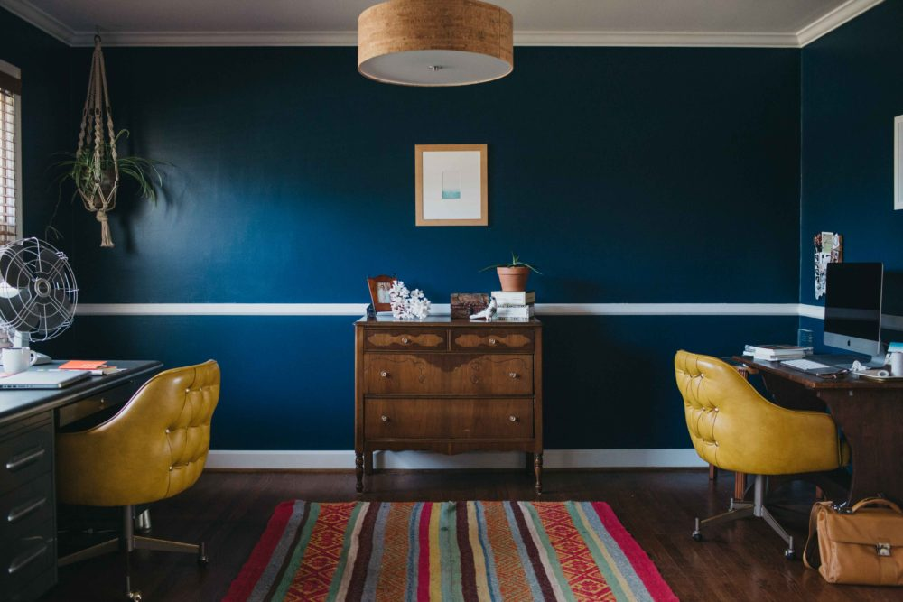 A Vintage Filled Home in Greenville SC Designed To Feel