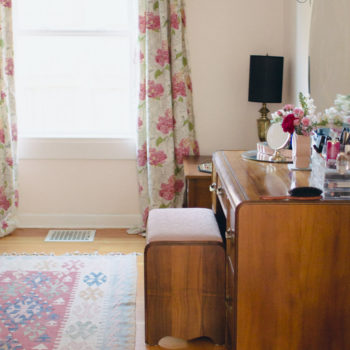 A Sewing Revivalist's Quiet Home in Portland, OR