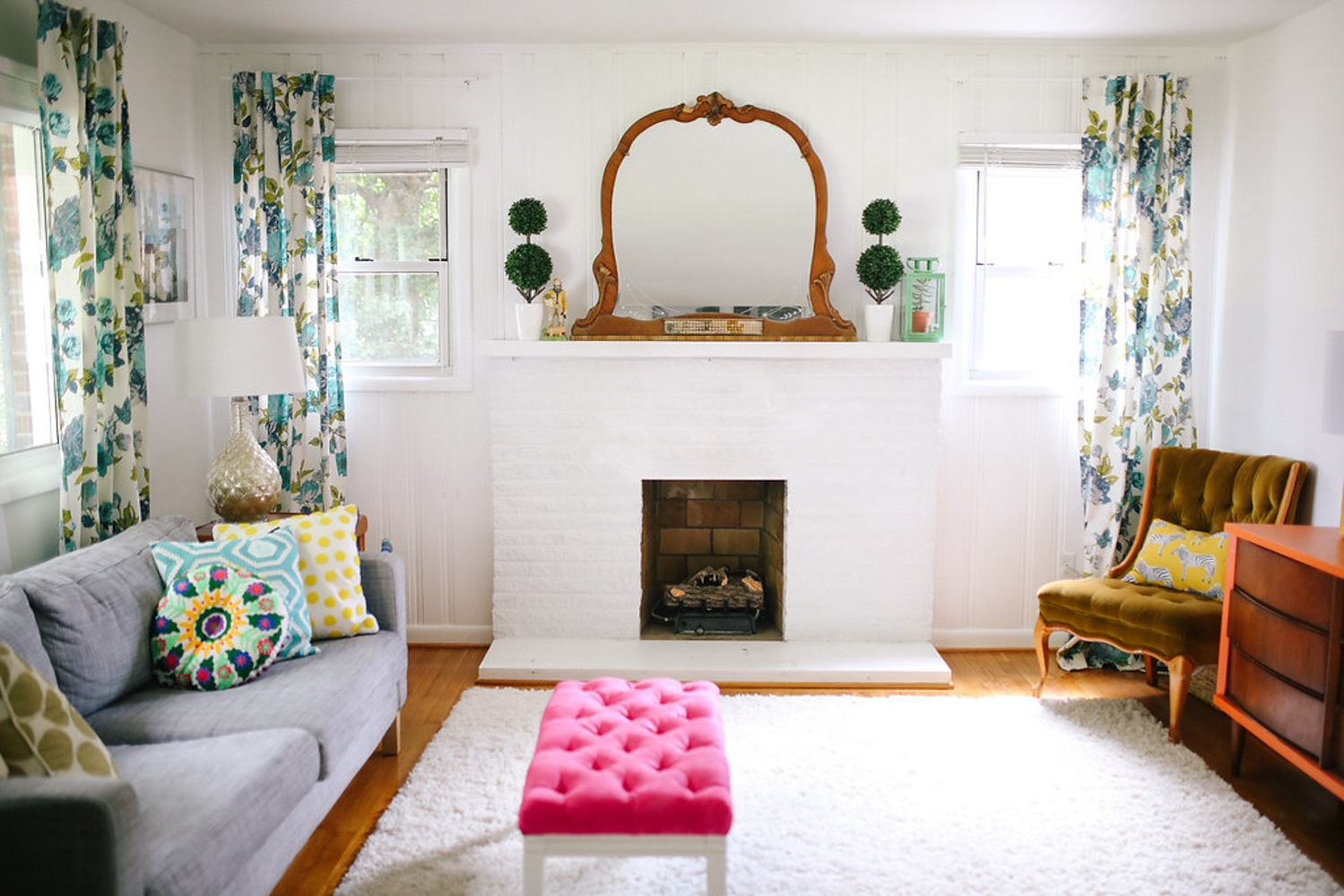 In Kentucky, Color and Pattern Make Up a Quirky Family Home – Design ...