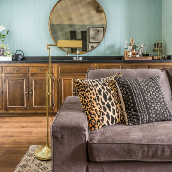 See Carmeon Hamilton's playfully designed home in Memphis, TN.