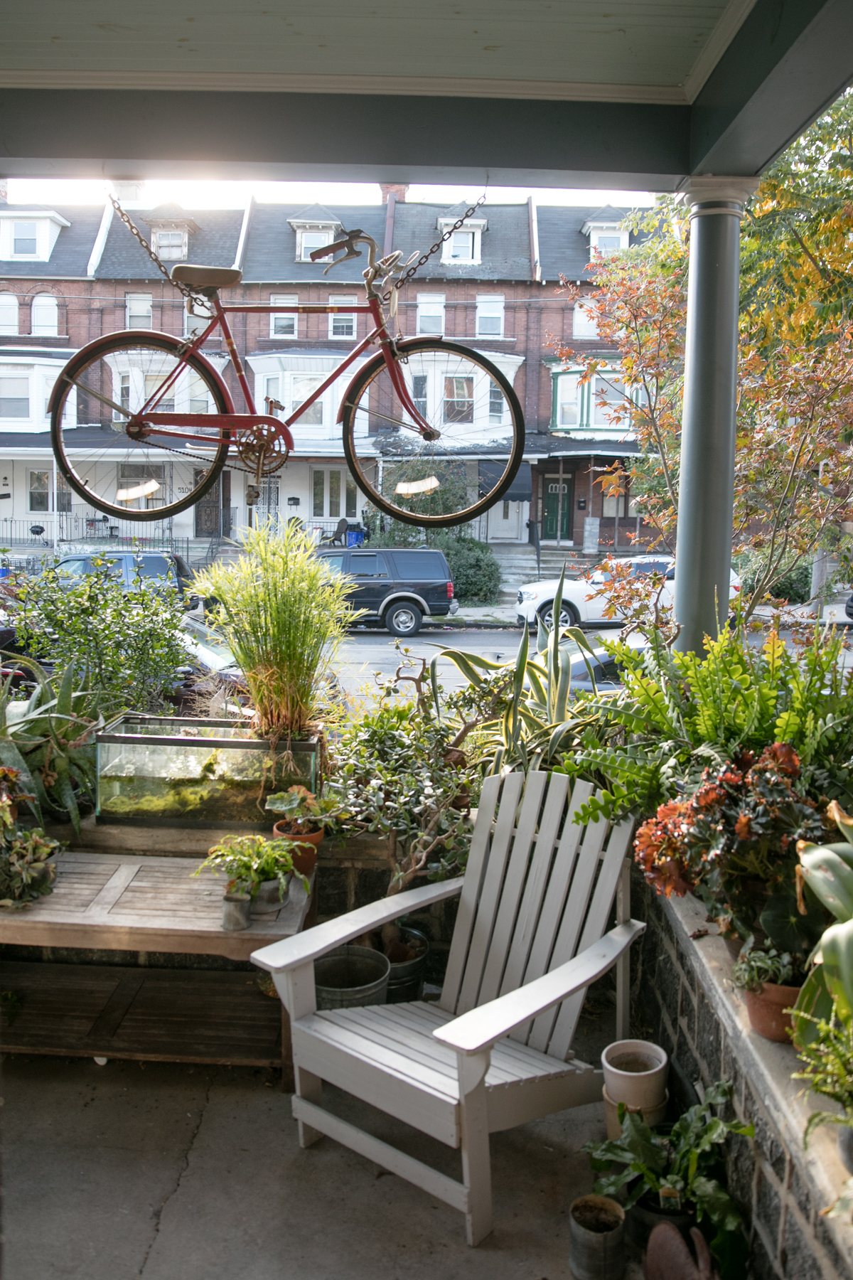 In Philadelphia A Victorian Home With An Urban Farm Design Sponge