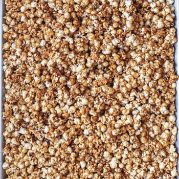 In the Kitchen With: Butter & Scotch's Dark & Stormy Caramel Corn