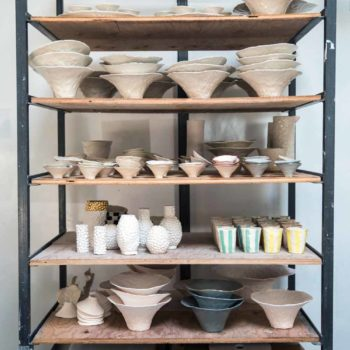 Studio Tour: Isabel Halley Ceramics