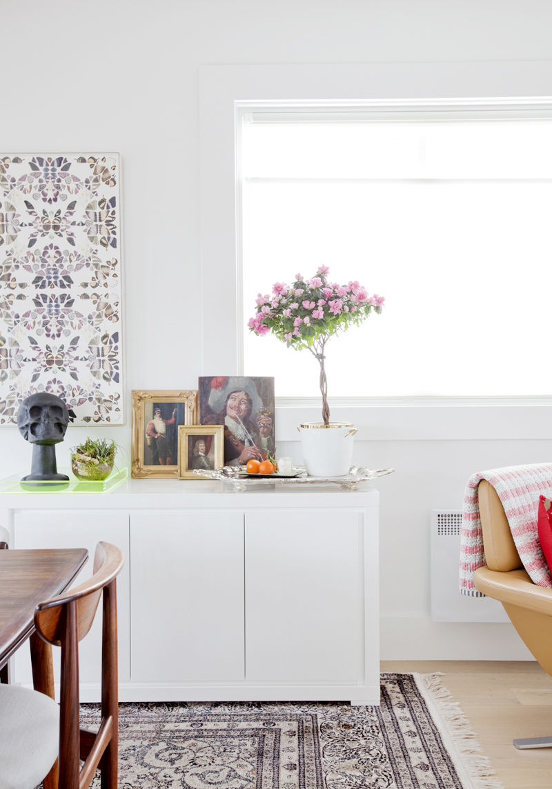Home Tour of Claire Mandell on Design*Sponge
