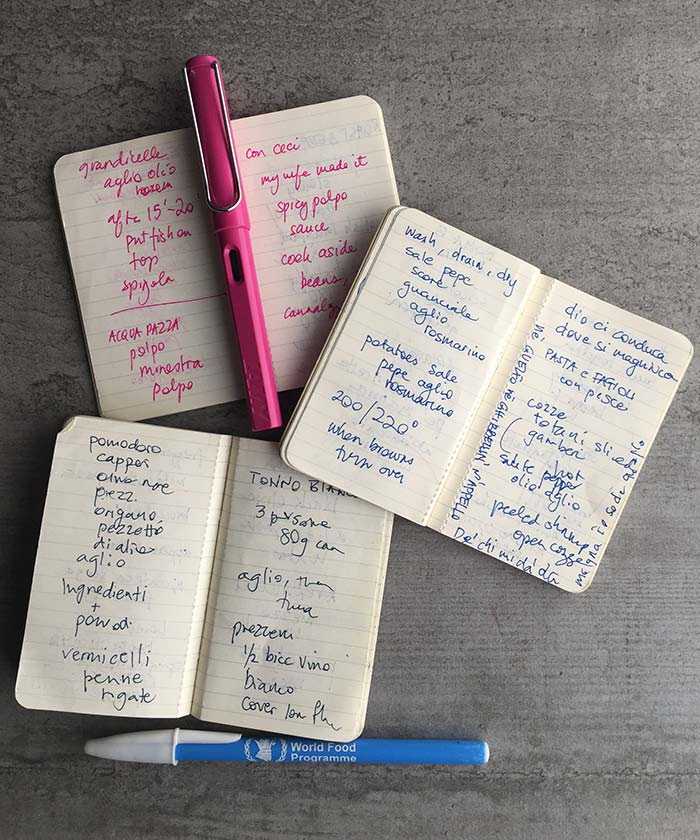 Idea Notebooks | DesignSponge
