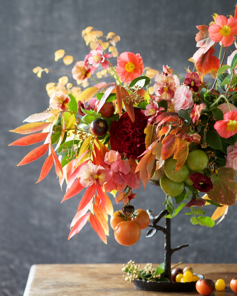 DIYS For A Simply Stunning Thanksgiving Table for Design*Sponge