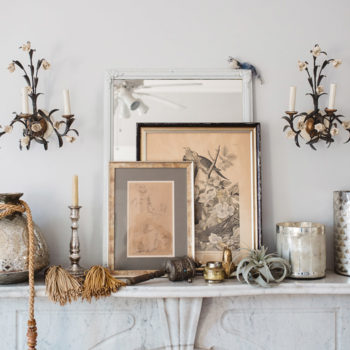 10 Ideas For Creating a Beautiful Vignette