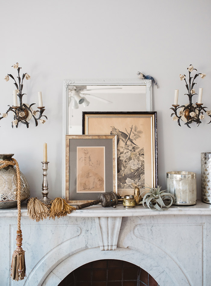A Rhode Island Home Filled With Keepsakes And Family Heirlooms On Design*Sponge
