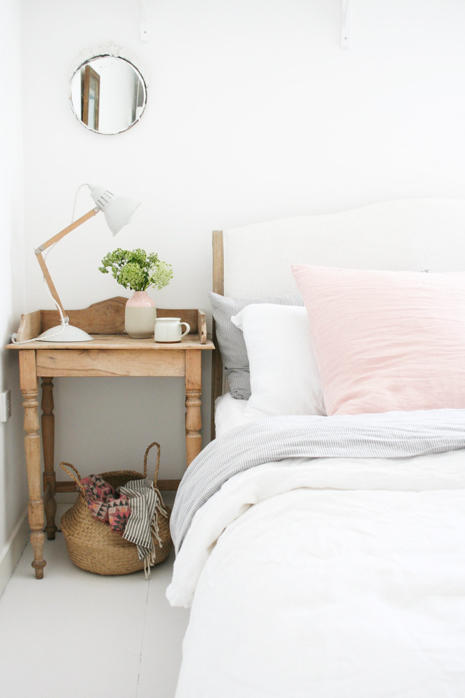 Bedside Table Fit For Any Room In The Home On Design*Sponge