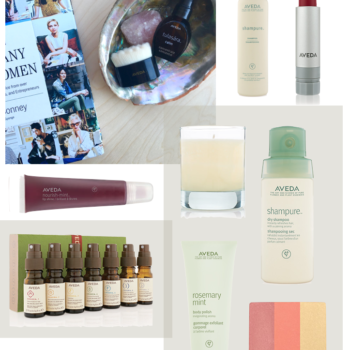 10 Favorites from Aveda to Jump-Start Holiday Season Self-Care