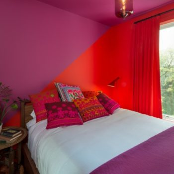 15 Rooms That Unabashedly Celebrate Bold Color