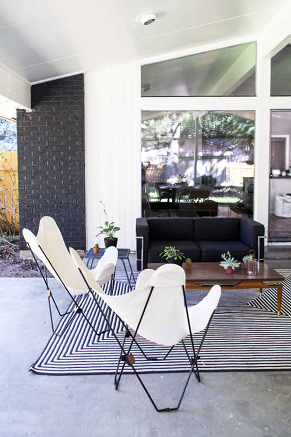 Before & After: The Simply Grove Patio Makeover, on Design*Sponge