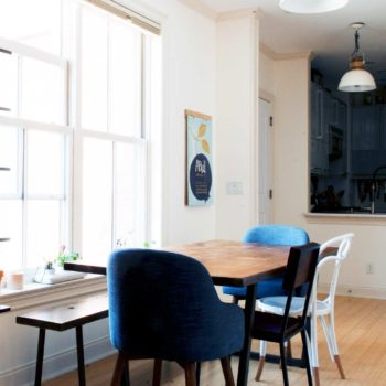 The Roaming Kitchen Couple Settles Down in Jersey City, on Design*Sponge