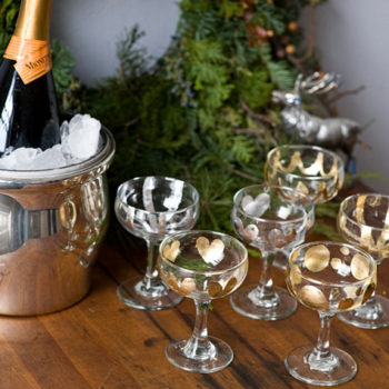 DIY: New Year's Eve Countdown Clock & Party Décor