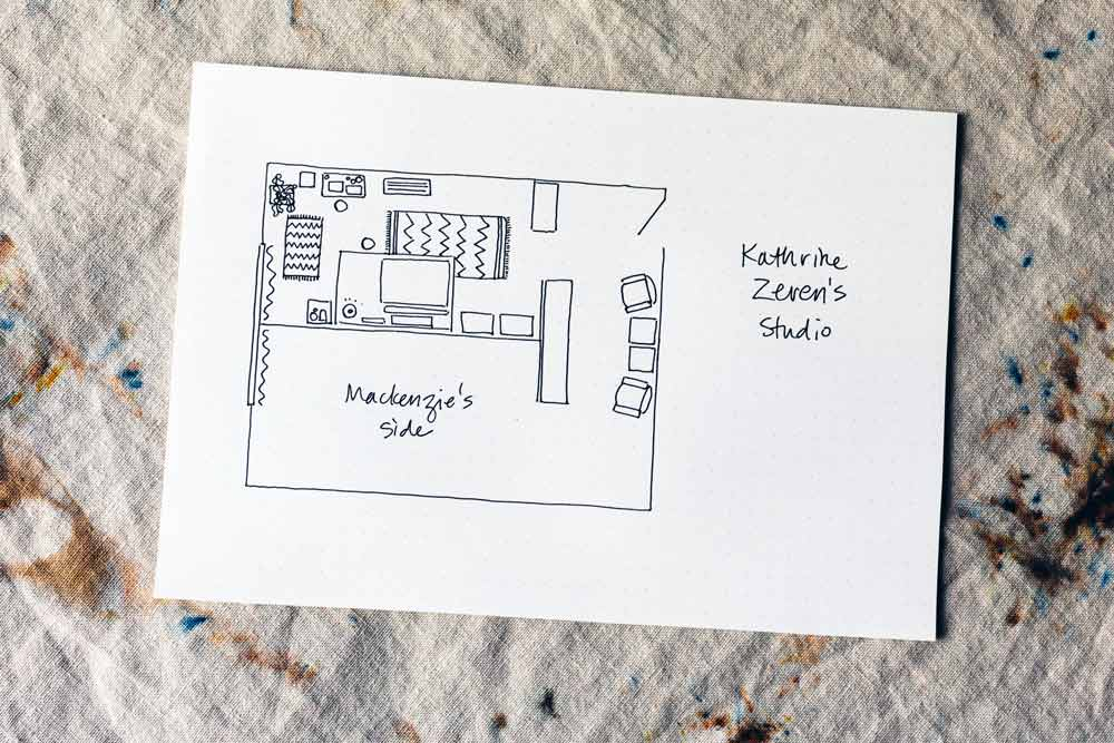 Studio Tour: Kathrine Zeren, on Design*Sponge