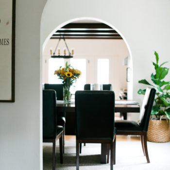 Tour a home full of charming architectural details on Design*Sponge.