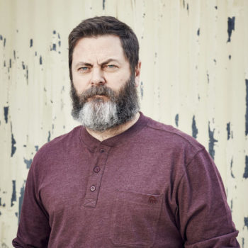 Q&A: Some <em>Good Clean Fun</em> with Nick Offerman