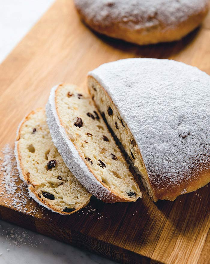 Christbrot by Luisa Weiss from Classic German Baking | DesignSponge